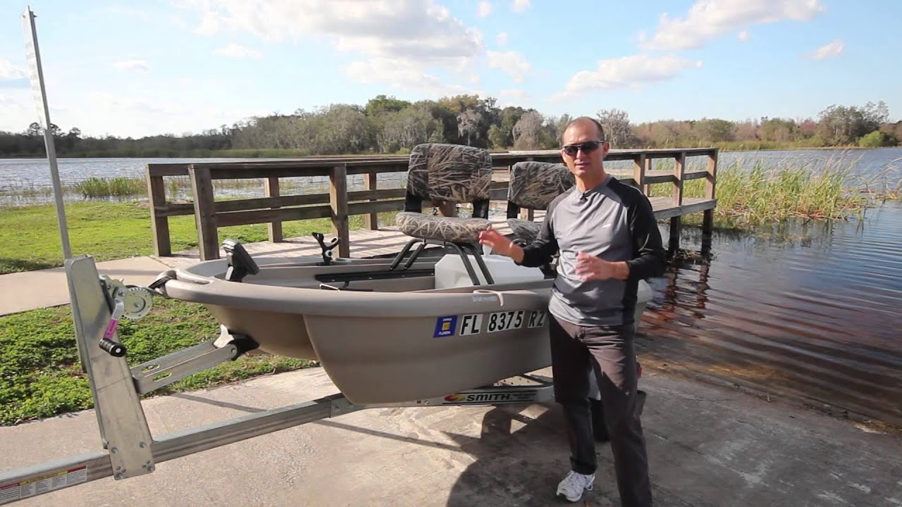The worlds best 2 man small fishing boat twin troller x10 - Twin Troller X10 Construction Nearly Indestructible