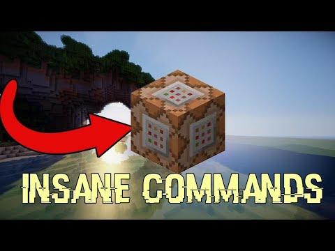 Minecraft Xbox One All  Insane Command Block Commands Showcase L On Xbox L