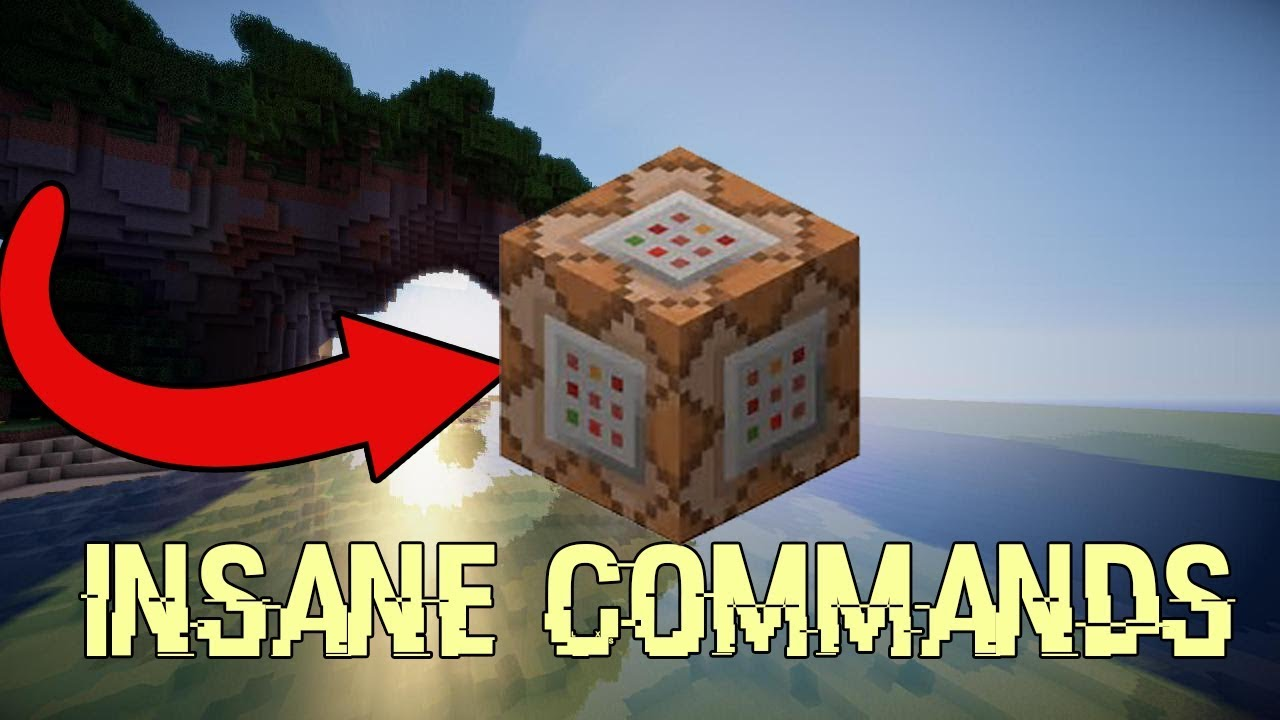 Minecraft Xbox One All Insane Command Block Commands Showcase l On Xbox l
