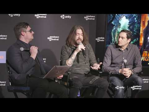 Sundance panel highlights - Real-time film production takes center stage