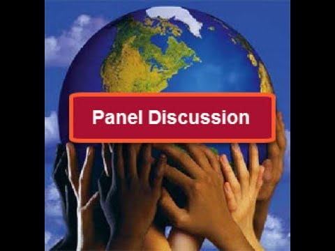 Panel Discussion: Developing Cross-Cultural Competence: The