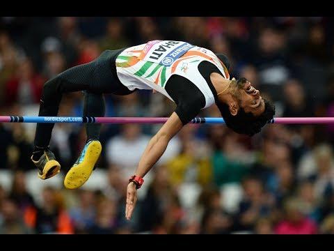 BHATI Bronze Men's High Jump T42 | Final | London 2017 World Para Athletics Championships
