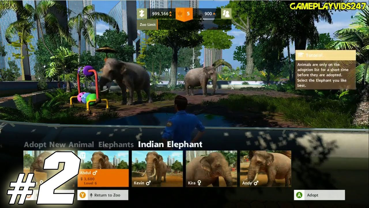 Zoo Tycoon Xbox One Tips Wiring Diagrams Typical For Dynagen Toughseries Generator Controller Walkthrough Part 2 360 Playthrough Gameplay Rh Youtube Com