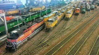 HO Scale: Locomotive Extravaganza!