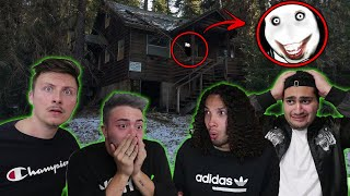 We found JEFF THE KILLERS HIDEOUT!