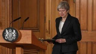 Theresa May's #BrexitBetrayal (Article 50 Extension)