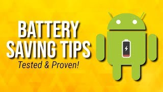 Baixar 10 Tips to Extend Your Android Phone Battery Life!