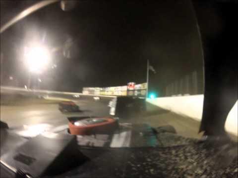 Clayton Wagamon #14w - USMTS Featherlite Fall Jamboree at Deer Creek Speedway