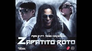 Plan B - Zapatito Roto ( Feat. Tego Calderon) [Official Audio]