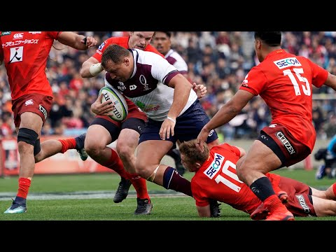 Super Rugby 2019 Round Five: Sunwolves vs Reds