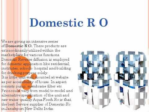 Aqua Fresh RO Service Centre in Noida. Contact us:9773723986