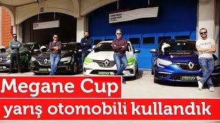 Doğan Kabak | Intercity İstanbul Park Pistinde Megane Cup Yarış Otomobilini Kullandık