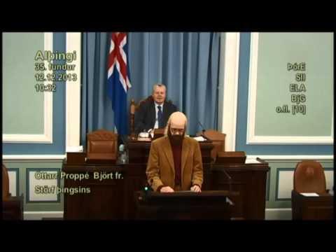 Óttarr Proppé og Þórunn Egilsdóttir stofna félag jákvæðra á Alþingi