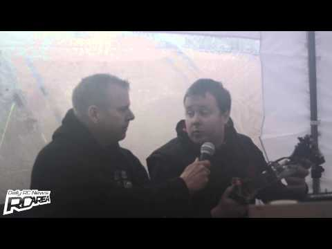 Simon Moss talks to DC at Kiddy 2WD National