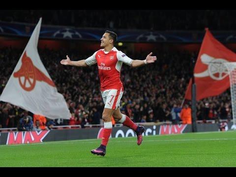 Download Alexis Sánchez - 2016/2017 - Goals, Skills, Assists