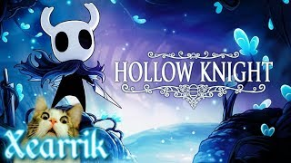 Hollow Knight | The Hollow Knight Is Dark And Full Of Terrors 😼 | Live Stream