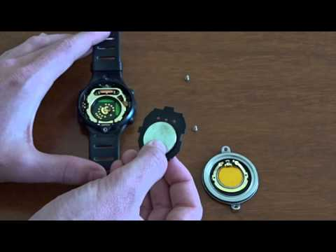 Suunto Core Lumi How To Replace A Battery Doovi