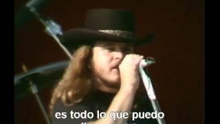 Lynyrd Skynyrd y The Honkettes - Homenaje (Subtítulos en Español)