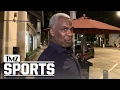 CHARLES OAKLEY LEBRON DOESN'T CARE ABOUT M.J. He's Focused On Titles | TMZ Sports