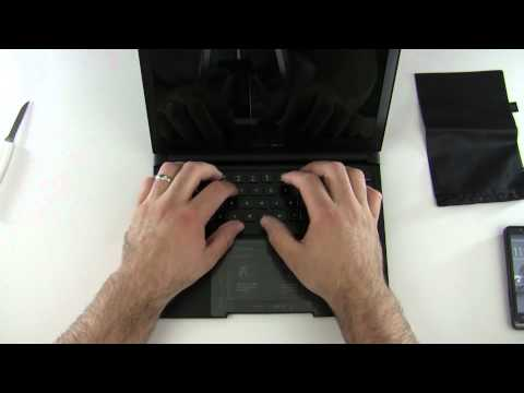 Droid Bionic Lapdock - Unboxing and First Look