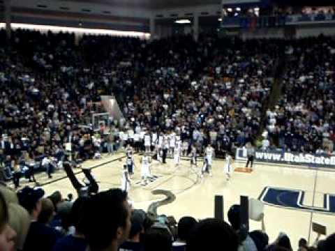 USU vs BYU Men