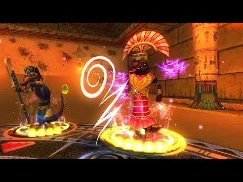 Wizard101: Krokopatra Exalted Challenge