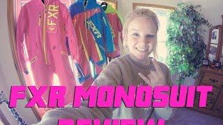 Womens FXR Monosuit Review