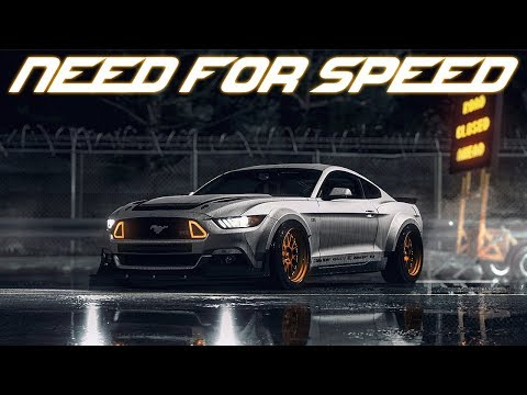 HYPE POR NEED FOR SPEED PAYBACK | FORD MUSTANG FASTBACK GT 5.0
