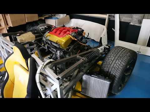 Lamborghini Veneno Replica / Самодельный Ламборгини