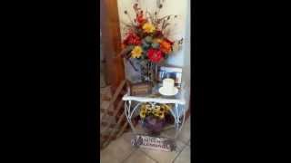 Decorating with Jen - Autumn style Thumbnail