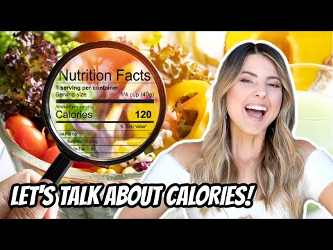 CALORIES SIMPLIFIED || How To Reach Your Body Weight Goals!