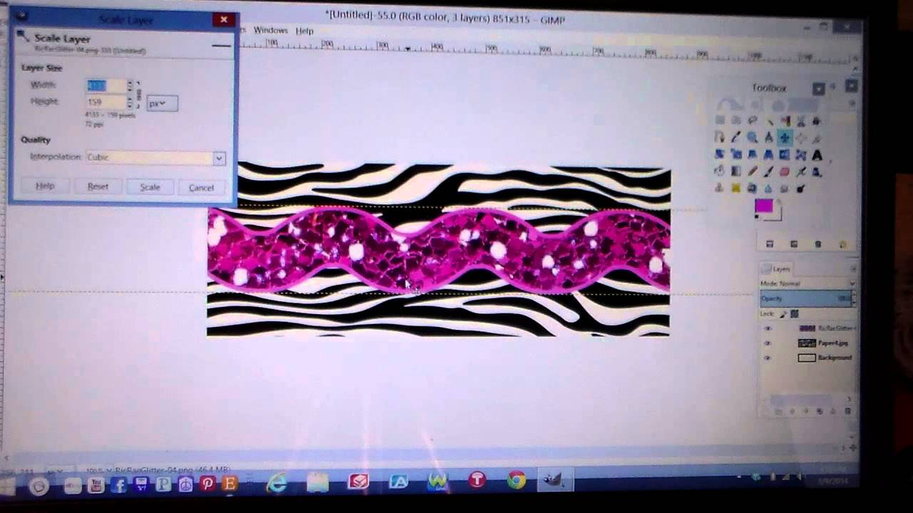 How To Create A Book Cover Using Gimp ~ How to make a facebook cover using gimp doovi