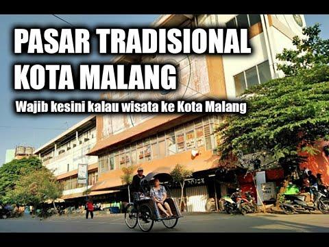 Jalan - Jalan Ke Pasar Besar Kota Malang