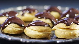How to Make Gluten-Free Vegan Mini-Eclairs