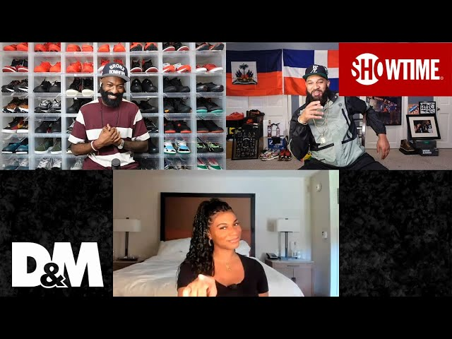 Taylor Rooks on NBA Bubble Life & Potential ESPN 30 for 30 | Ext Interview | DESUS & MERO | SHOWTIME