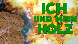 ICH UND MEIN HOLZ!! (Weihnachtslied) 🎅 Minecraft-Version 🎅 257ers - Holz