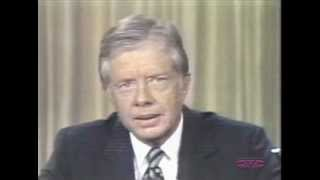 President Jimmy Carter Energy Crisis Address to the Nation