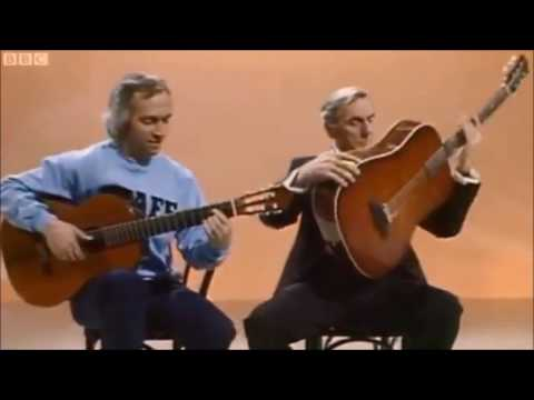 The Guitar Lesson - John Williams & Eric Sykes