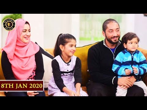 Good Morning Pakistan - Haniya Minhaz - Top Pakistani show