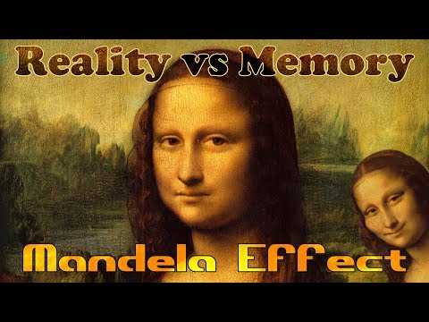 Mandela Effect - Observable Changes to our Material Reality