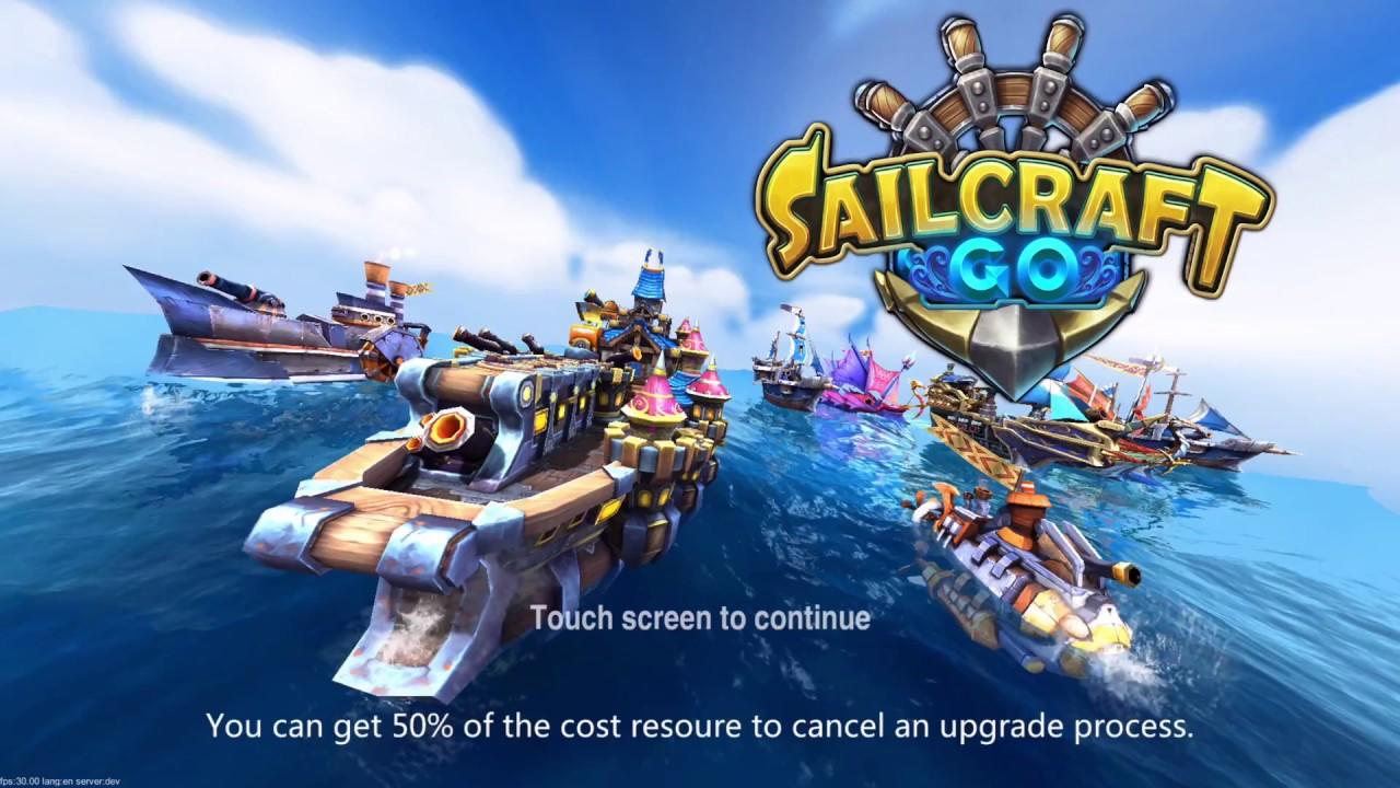 SailCraft GO! 2018 Trailer (Mobile Game)