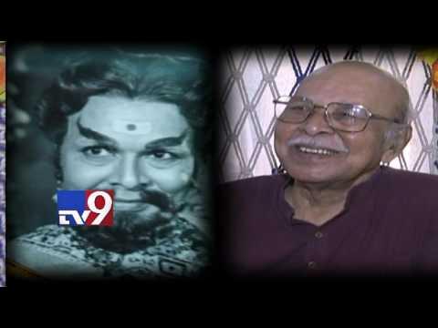 Senior Actor Vankayala Satyanarayana rediscovered by Anveshana ! - TV9
