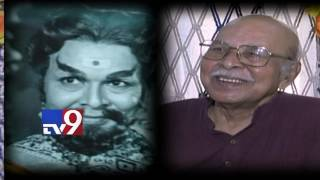 Senior Actor Vankayala Satyanarayana rediscovered by Anveshana