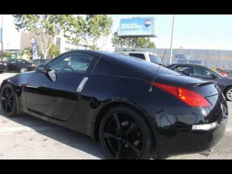 2005 nissan 350z anniversary edition for sale in lawndale ca youtube. Black Bedroom Furniture Sets. Home Design Ideas