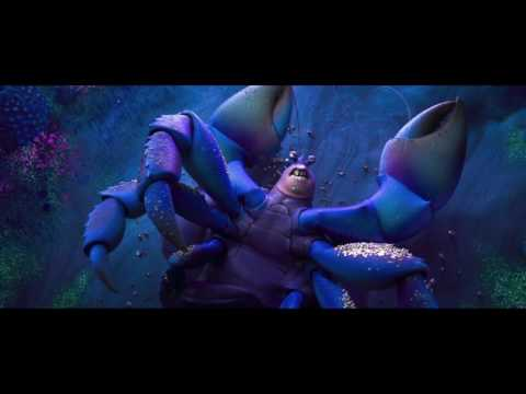 "Moana - Shiny Crab ""Secret Clip"""