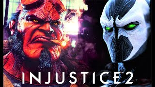 INJUSTICE 2 - SPAWN AS GUEST DLC? Creator of SPAWN says he might be!