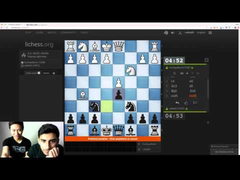 SPECIAL: LIVE CHESS BLITZ (3 MIN SPEED CHESS) with Commentary #4!