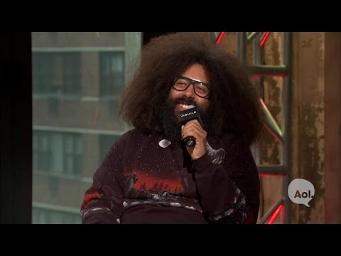 Comedian and Musician Reggie Watts