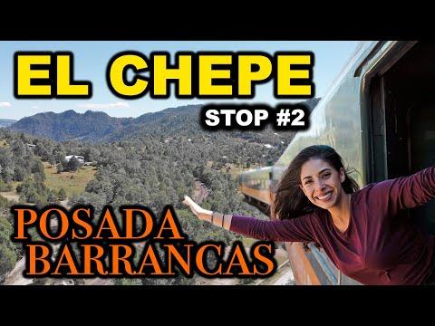 creel-to-posada-barrancas-|-el-chepe-train|-best-budget-hotel