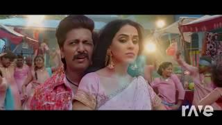 Remix Dhuvun Taak & Khanderaya zali mazi Daina Londhe, Reteish Deshmukh | Kiesnaa with RaveDJ